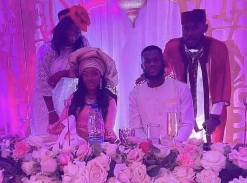 FOTO/ Ceremoni tradicionale në Bregun e Fildishtë: ja si u martua mesfushori i Milan Kessie