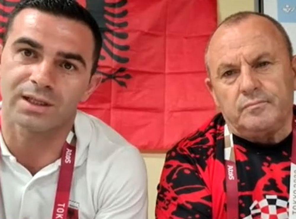Mungesa e trajnerit të Çaljes, reagon presidenti i peshëngritjes: Kam qenë sportist rekordmen dhe trajner pranë klubit Partizani, ishte zgjedhja e Brikenit