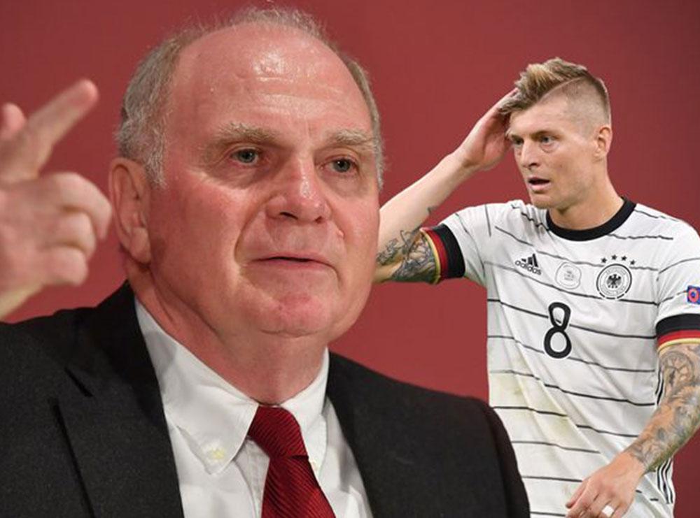 """""""Nuk ka vend në këtë futboll, ka mbaruar"""", ish-presidenti i Bajernit sulmon ashpër Toni Kros"""