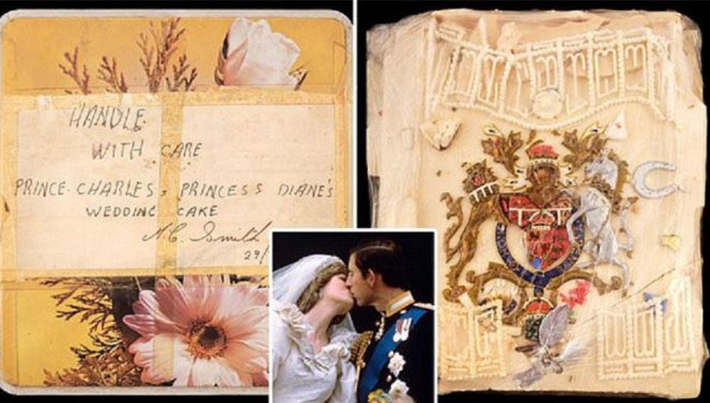 Kushton 500 £, del në shitje një copë torte nga martesa e Princeshës Diana me Charles