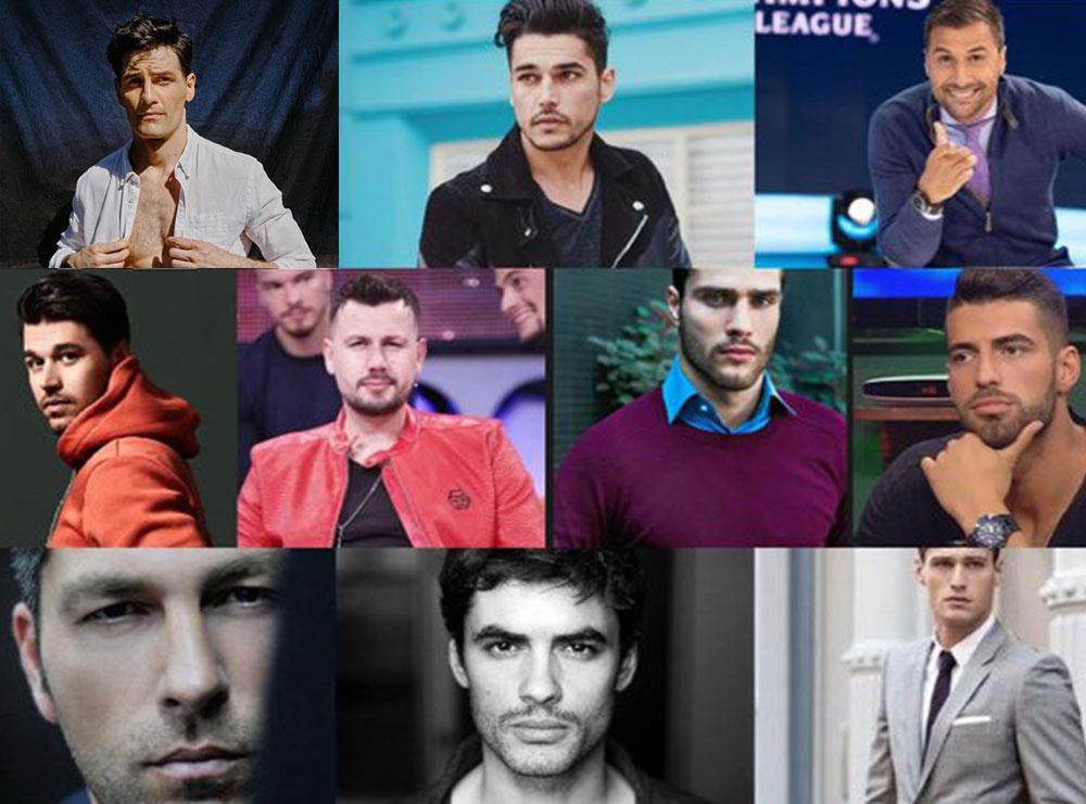 FOTO/ Media e huaj rendit 10 meshkujt shqiptarë më të bukur për këtë vit, kush është i pari