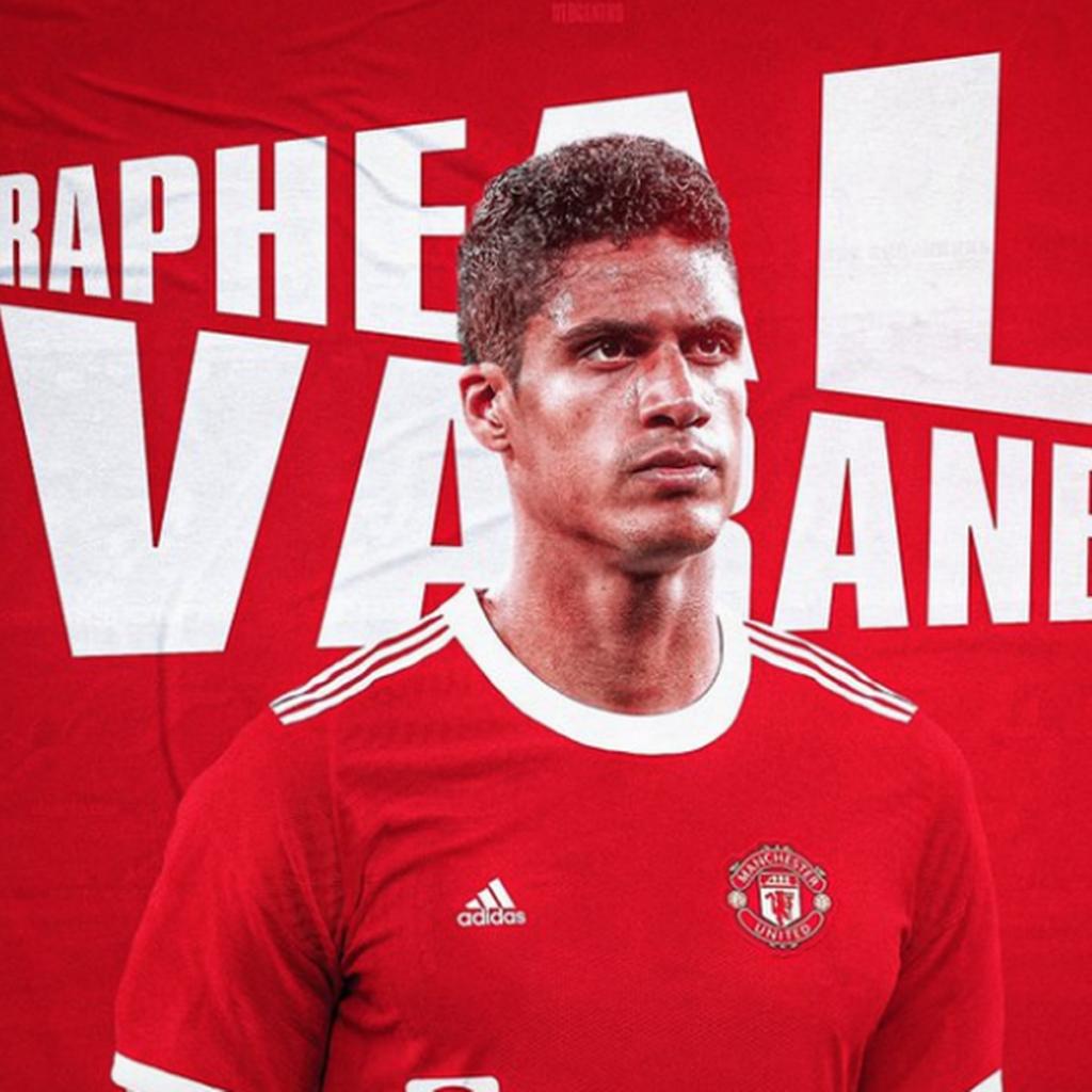 Varane është mbrojtësi i ri i United: kontratë 5 vjeçare për 12 milionë në sezon
