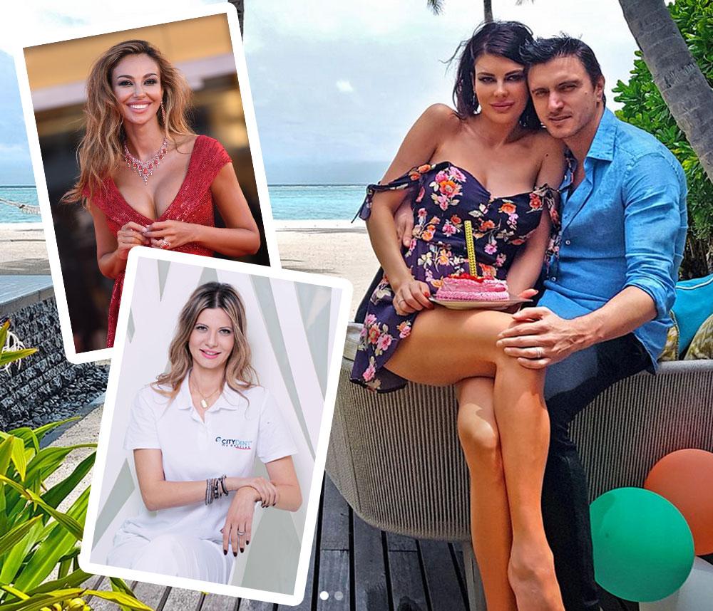 Nga martesa e parë me një fëmijë te Angela Martini, të famshmet që ka pasur në krahë i arrestuari në Mykonos