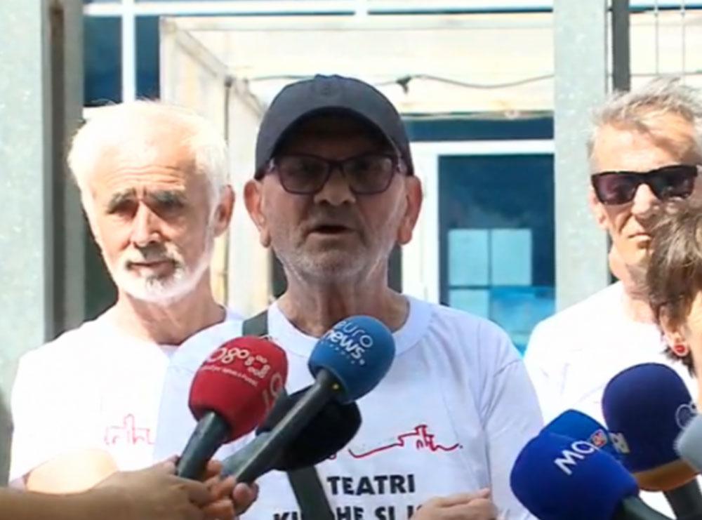 """""""Shitet deti, flemë gjumë"""", aktori Mehdi Malkaj kujton Çajupin: Shqipërinë e mori Edi, i vu zjarr…"""