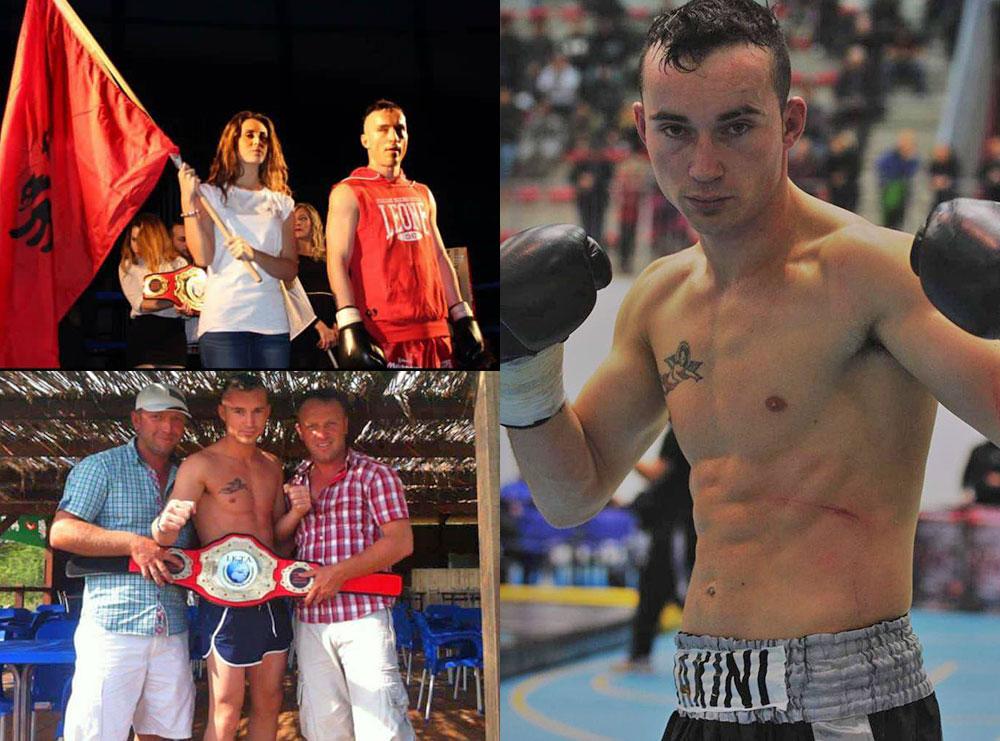Tre herë kampion i Evropës në kikboks, mësoni me çfarë merret sot shkodrani Sokol Jakini!