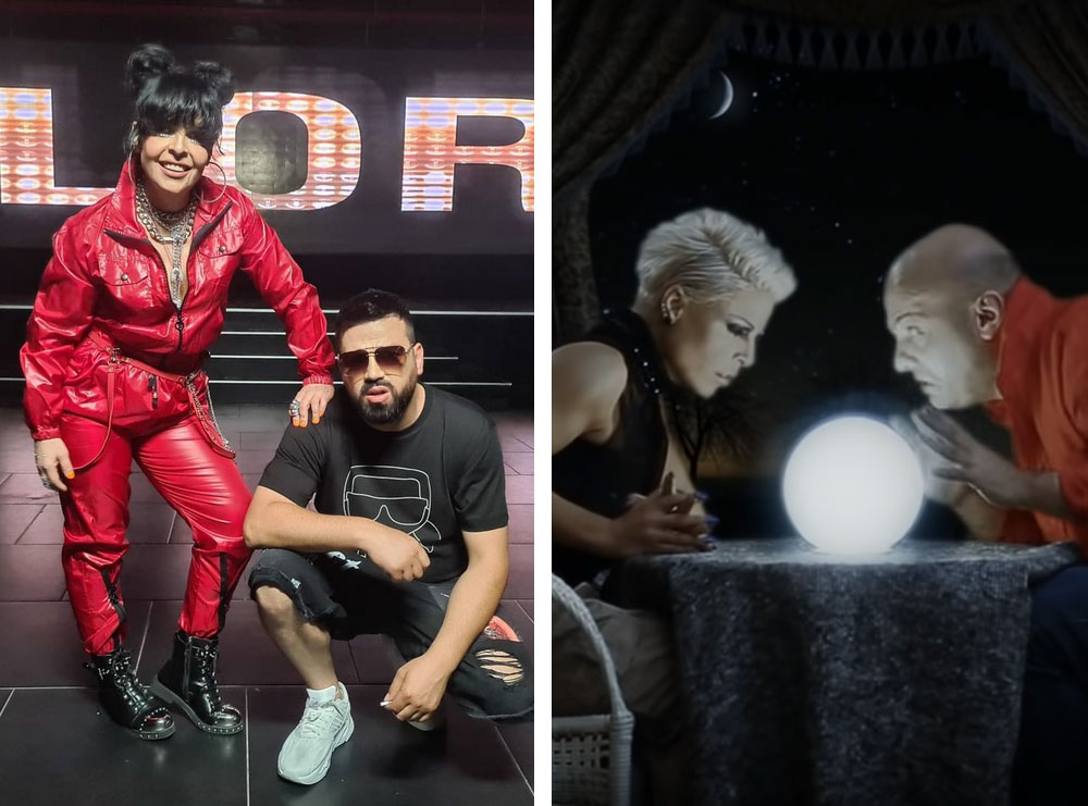 Artistët s'e harrojnë njëri-tjetrin: Aurela Gaçe dhe Stine zbulojnë surprizën që lidhet me Dr Florin