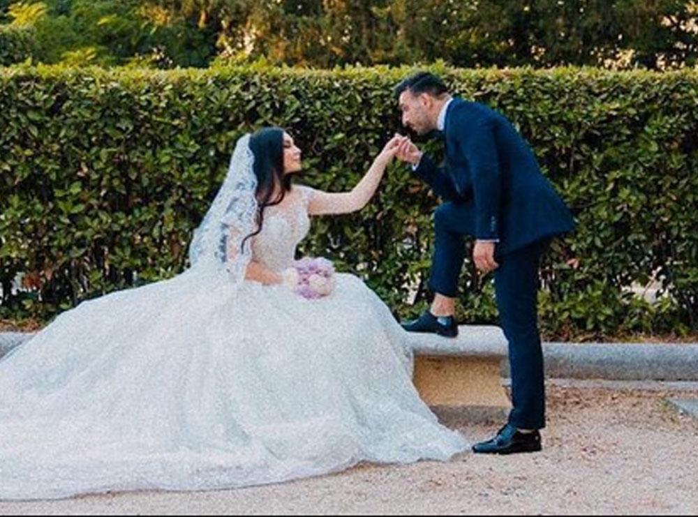 """Bruno i """"Revolt Klan"""" bën klip dasmën e tij: Kështu nisi historia që më bëri të besoj tek dashuria në përjetësi!"""