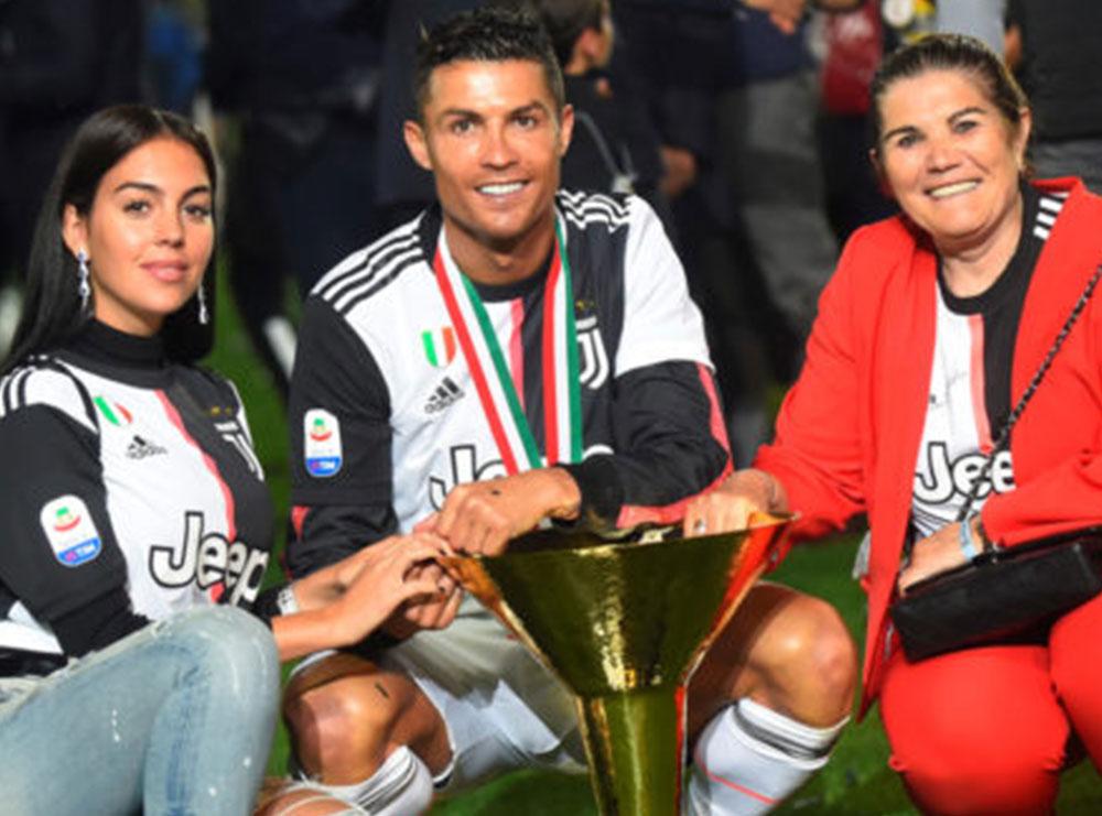 """""""Georgina e tërhequr nga paratë, jo nga ndjenjat"""", nëna e Ronaldos kundër kësaj martese"""
