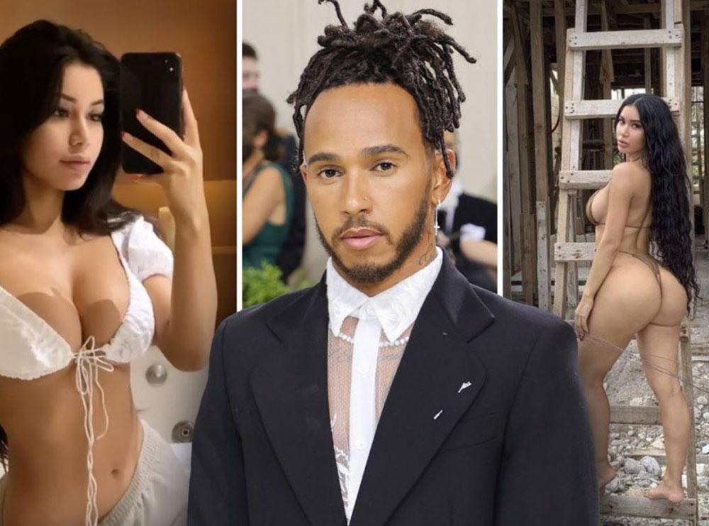 FOTO/ Janet Guzman, influencuesja seksi që ka magjepsur Hamilton: të dy janë pikasur në një hotel