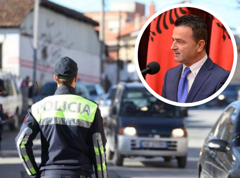 Po drejtonte makinën i dehur, arrestohet këngëtari i muzikës popullore