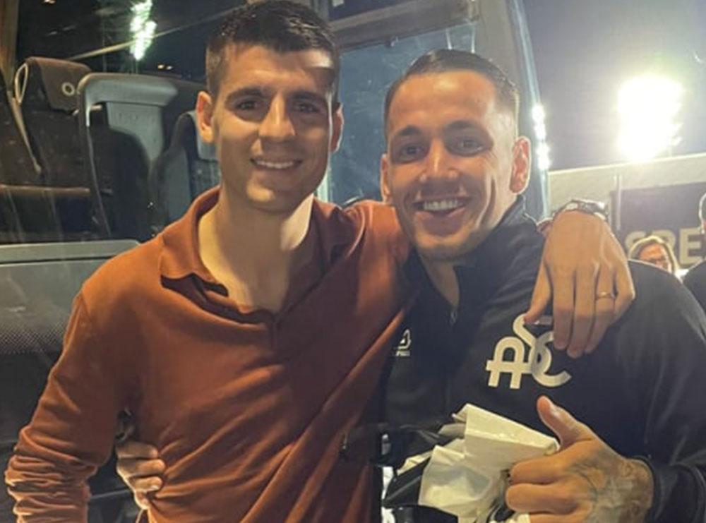 Miq jashtë fushe, ylli i Juventusit poston foto pas ndeshjes me Rei Manajn