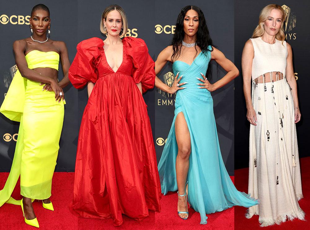 """10 veshjet më të bukura në tapetin e kuq të """"Emmy Awards""""!"""