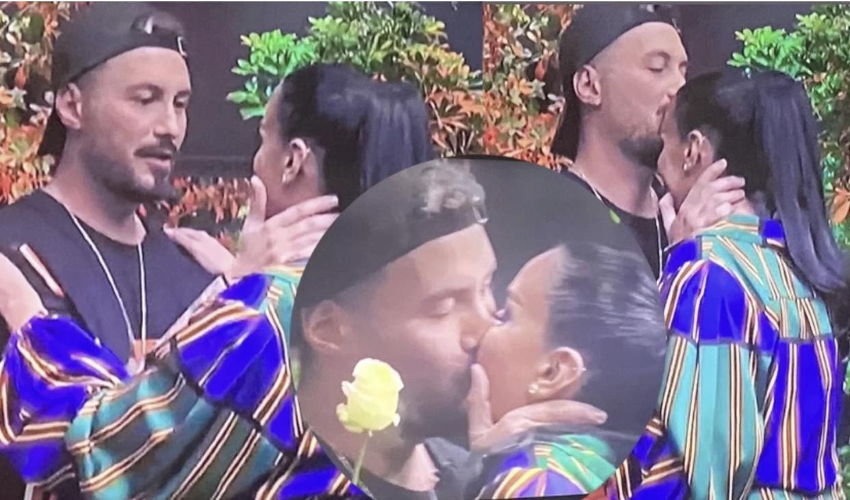Bora dhe Donaldi puthen në Big Brother pas ndarjes!