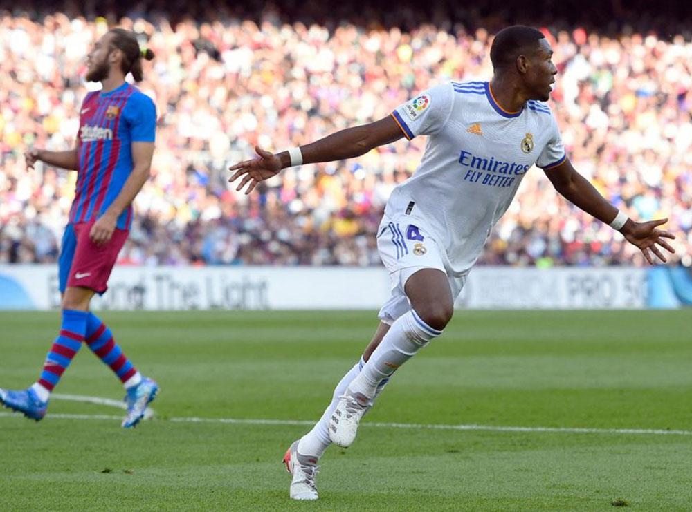 Video/ Real Madrid 'padron' i Kamp Now Liga: Alaba e Vazquez i dhurojnë El Clasico Ancelottit