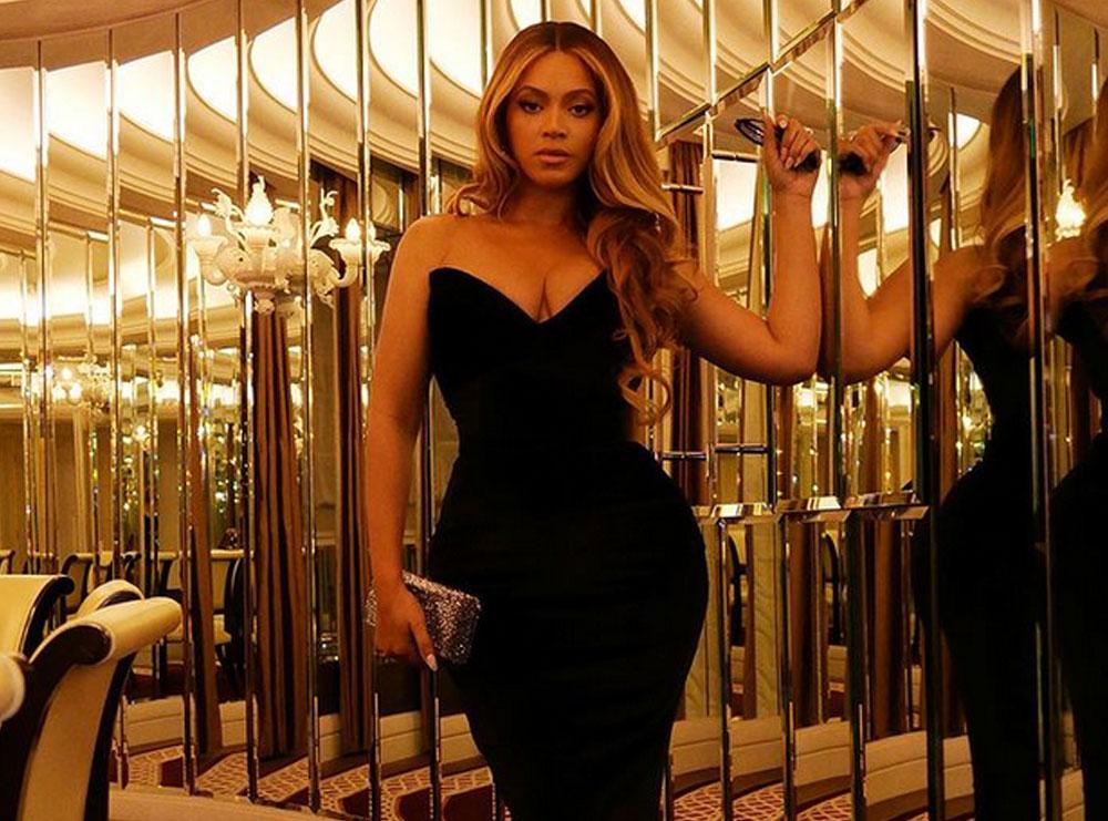 Fantastike! Beyonce vishet sërish nga Valdrin Sahiti