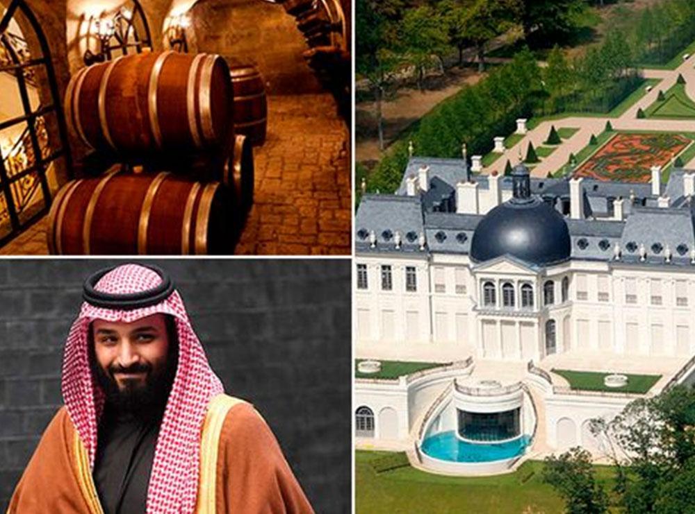 Brenda kështjellës franceze të Bin Salman, e njohur si 'shtëpia më e shtrenjtë e botës' (fotot)