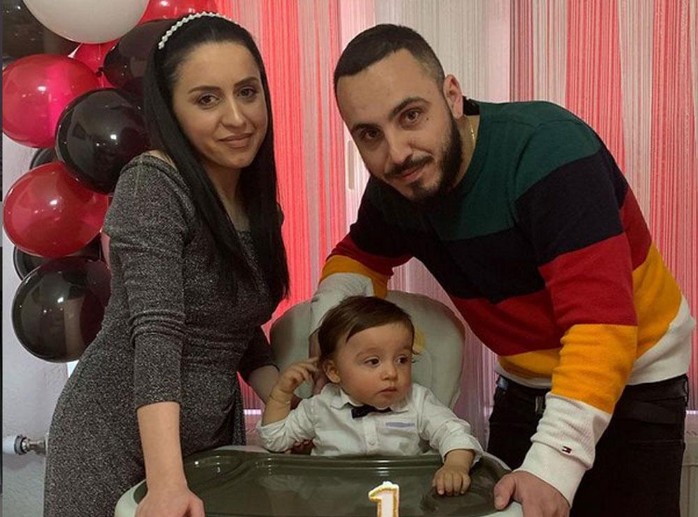 Reperi i shqiptar bëhet baba për herë të dytë (FOTO)