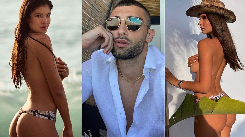 Tradhti në historinë e Eros Grezdës me Oriola Marashin, futbollisti i Kombëtares del hapur me modelen spanjolle