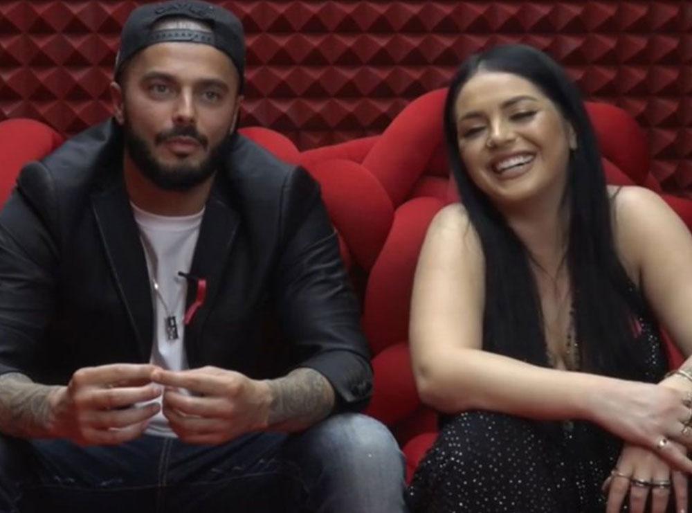 Big Brother VIP: Fifi dhe Graniti pranojnë se ndoshta 'po lind diçka' mes tyre