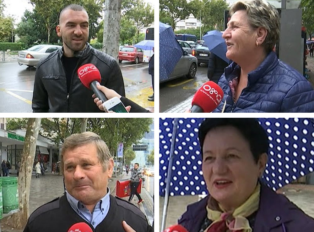 A do e falnit tradhtinë për 100 mijë euro? Shqiptarët të prerë në përgjigje: Fare, as për 1 milion euro (VIDEO)