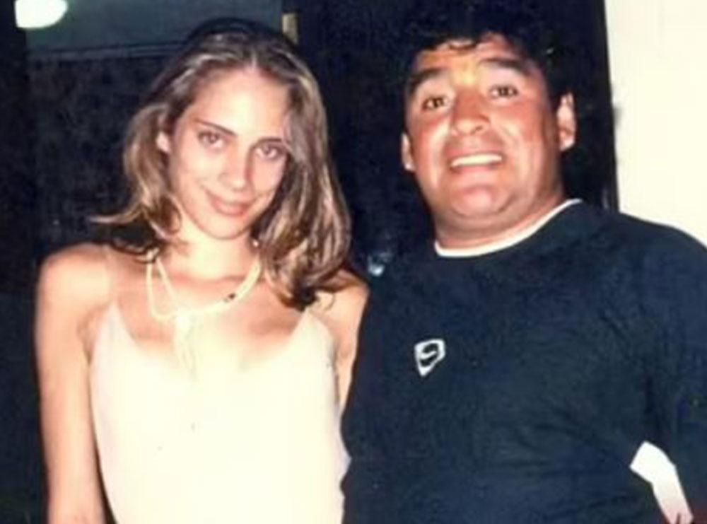 E mbylli në hotel dhe e drogoi, publikohet videoja intime e Maradona-s në shtrat me ish të dashurën