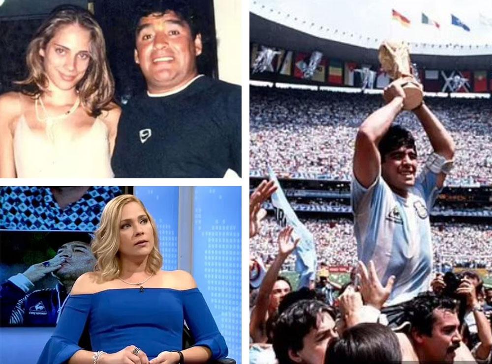 Ish e dashura e Maradonës rrëfen pas 20 vitesh lidhjen me futbollistin: Në moshën 16 vjeç më mësoi drogën dhe më detyroi të bëja ndërhyrje në gjoks