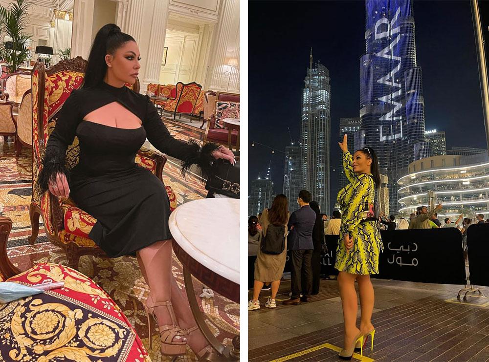 Si e bën jetën në Dubai grimierja e njohur e VIP-ave, Merita Merja