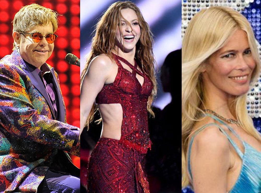 """""""Kutia e Pandorës"""" u hap dhe për idhujt e miliona fansave! Elton John, Shakira e Claudia Schiffer mes emrave të skandalit offshore"""