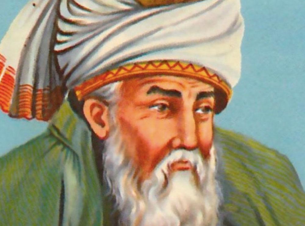 Rumiu, poeti persian më dehës
