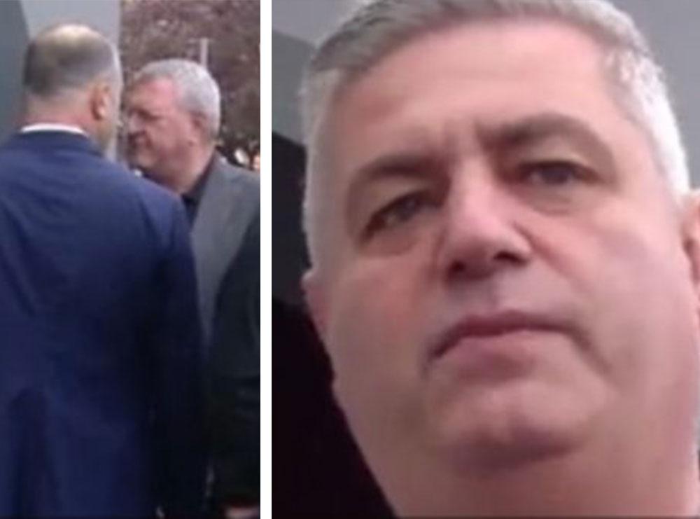 """Ishte """"rivali"""" i tij kryesor. Kosta Grillo përcillet për në banesën e fundit, Shakohoxha nuk i mban dot lotët (video)"""